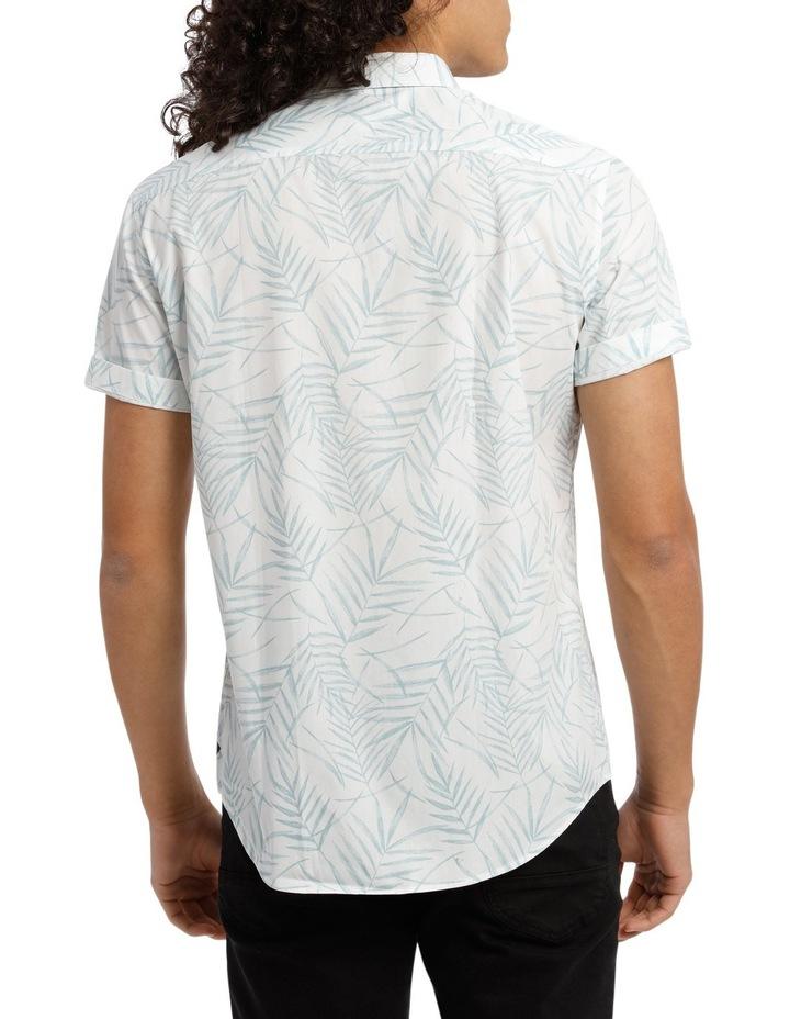 Whitsundays Printed Short Sleeve Relaxed Shirt image 3