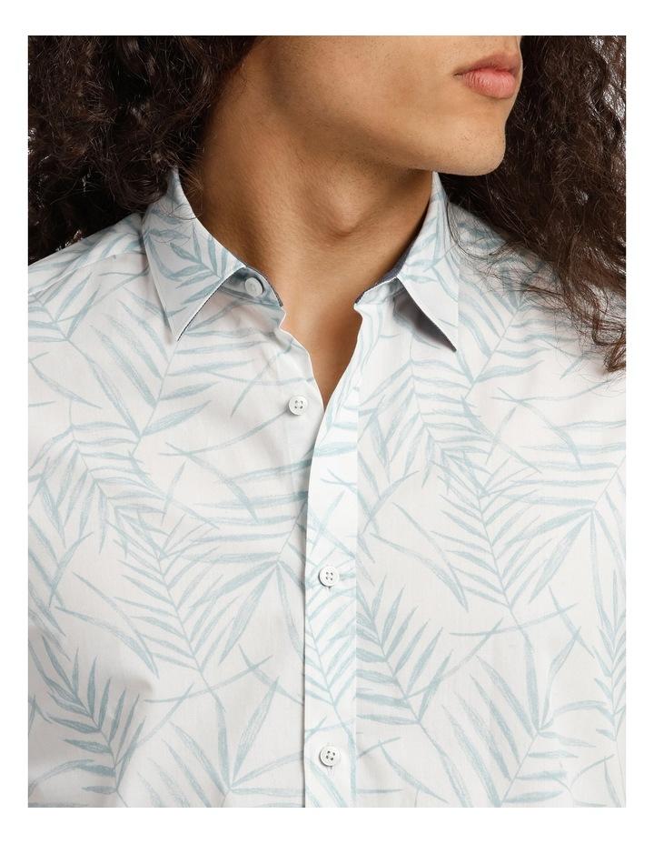 Whitsundays Printed Short Sleeve Relaxed Shirt image 4