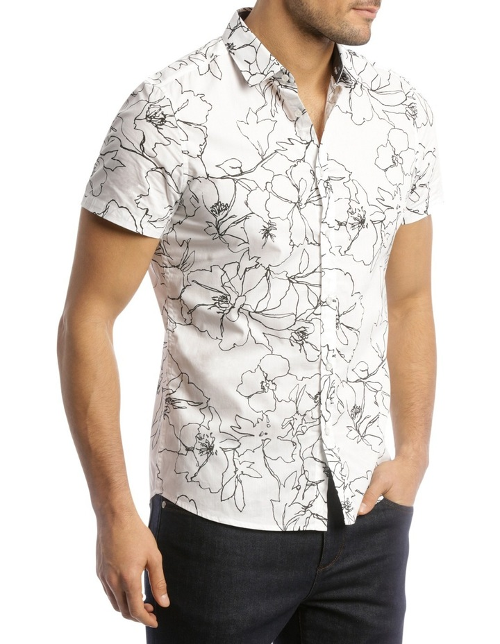 Long Beach Printed Slim Shirt image 2