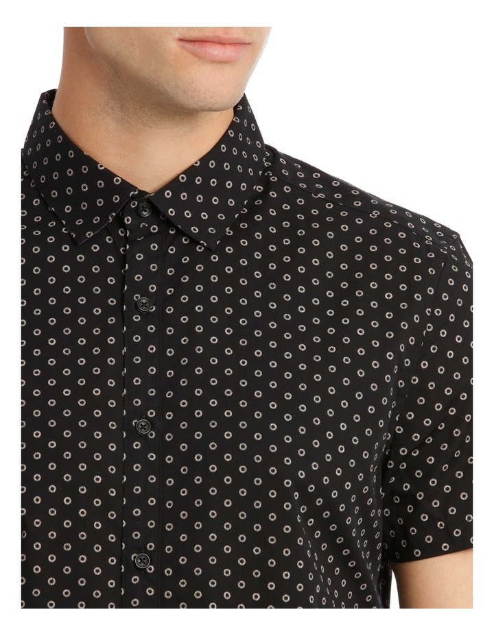 Cusco Printed Slim Shirt image 4