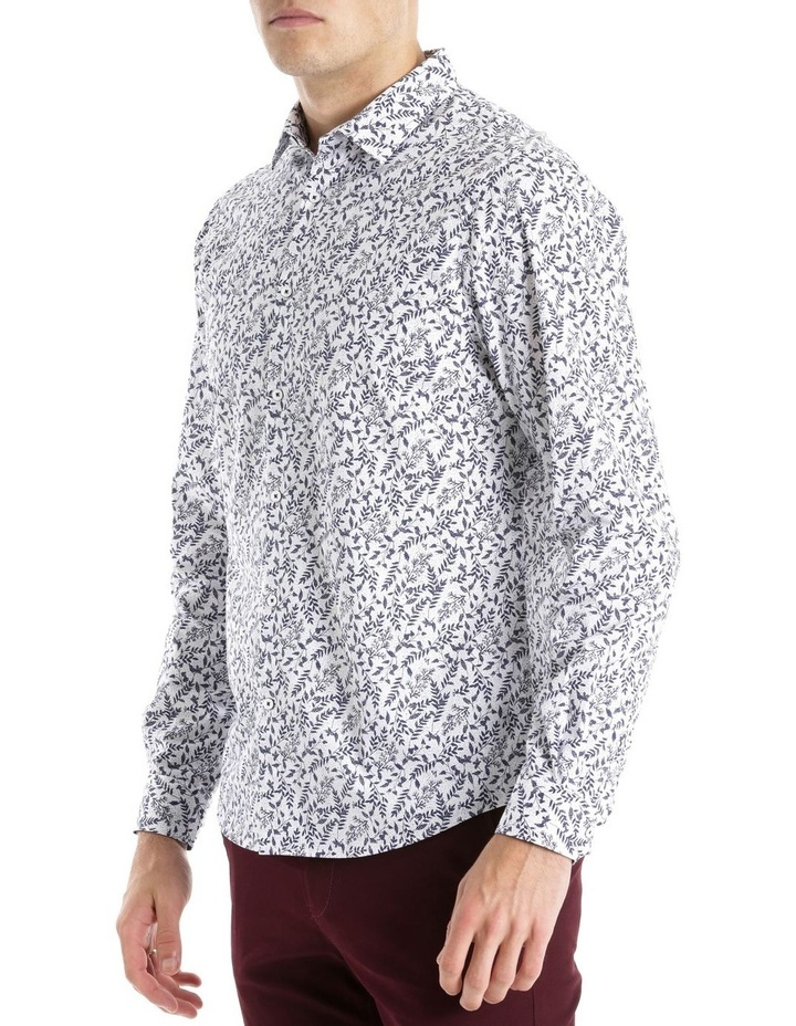 APOLLO PRINTED LS RELAXED SHIRT image 2