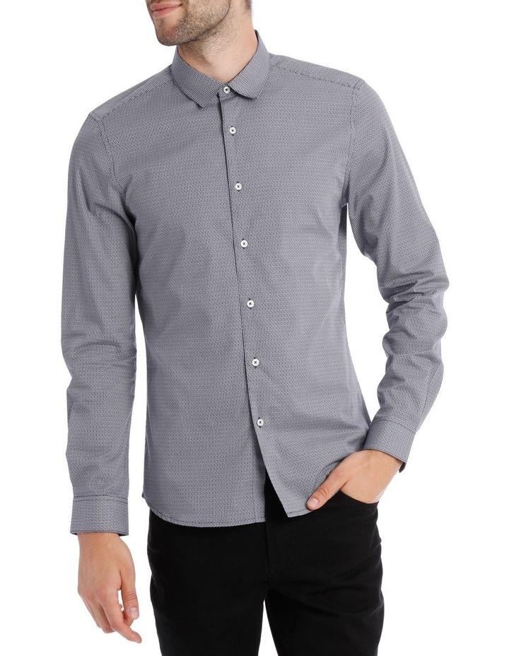 Tivoli Printed Long Sleeve Slim Shirt image 1