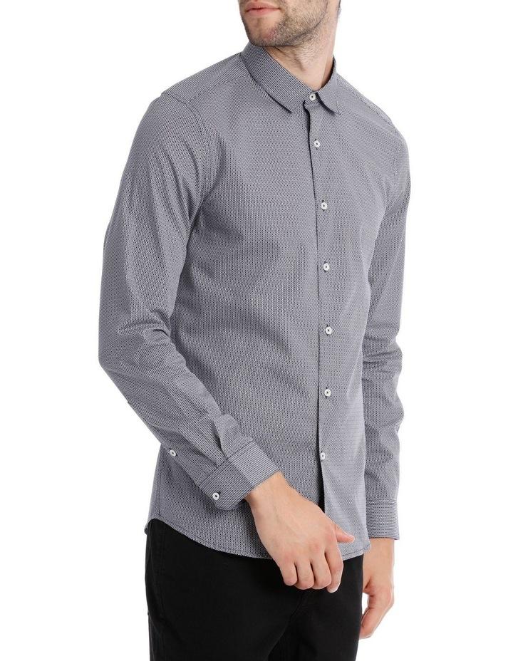 Tivoli Printed Long Sleeve Slim Shirt image 2