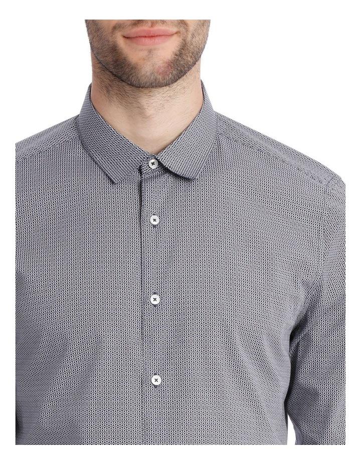 Tivoli Printed Long Sleeve Slim Shirt image 4