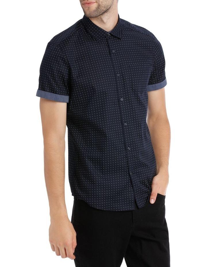 Iceland Printed Short Sleeve Relaxed Shirt image 2
