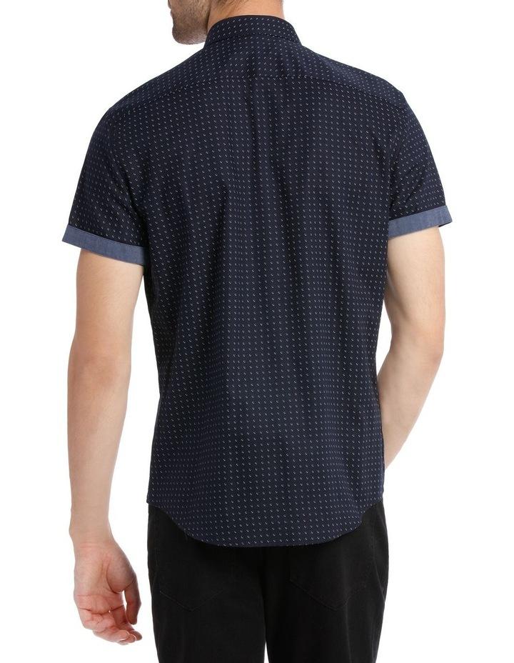 Iceland Printed Short Sleeve Relaxed Shirt image 3