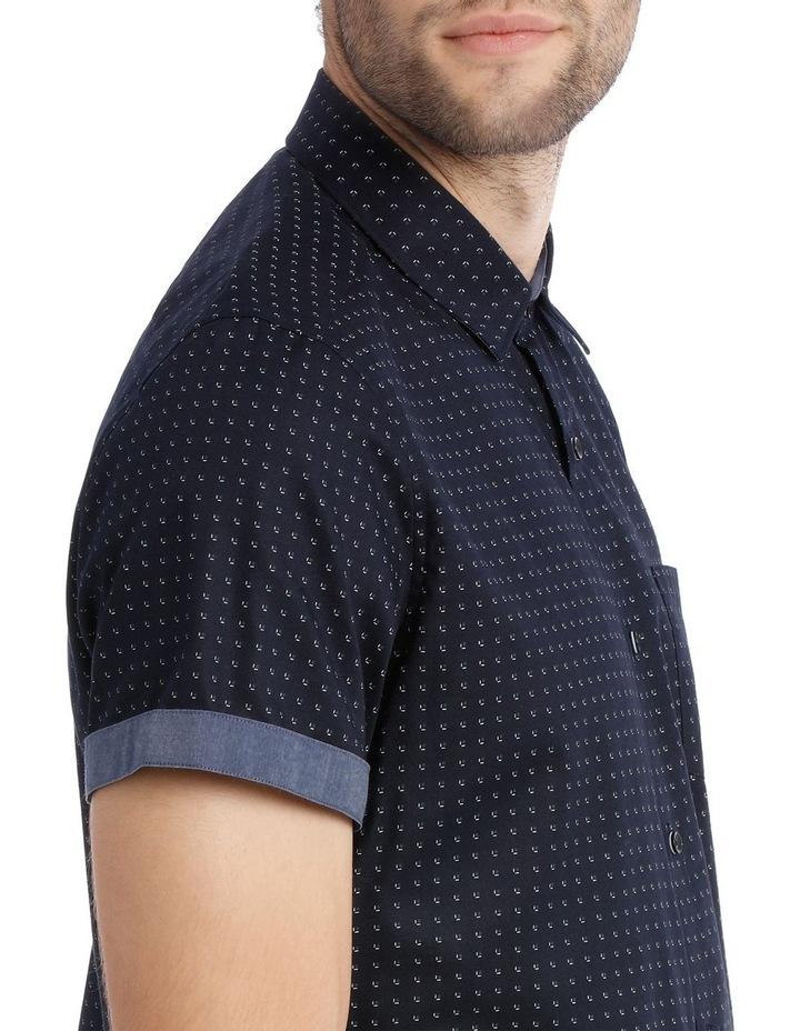 Iceland Printed Short Sleeve Relaxed Shirt image 4