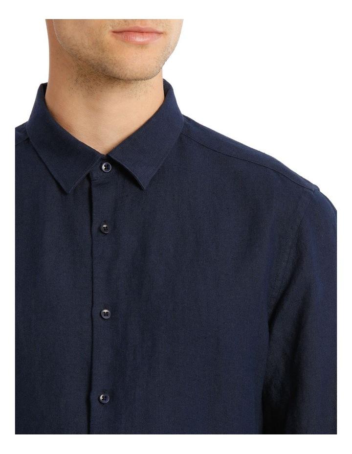 Bondi Linen Ls Relaxed Shirt image 5