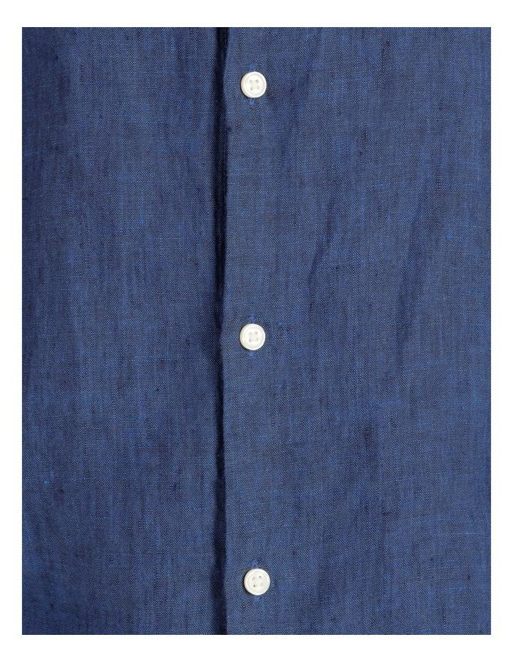 Bondi Linen Long Sleeve Relaxed Shirt image 7