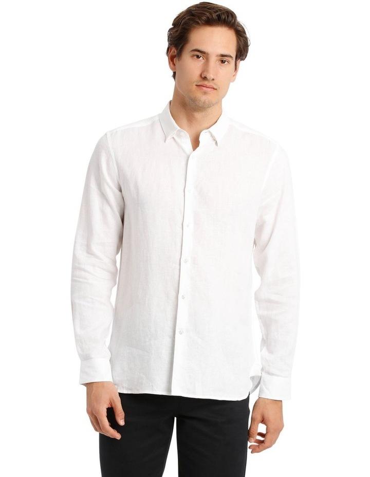 Bondi Linen Ls Relaxed Shirt image 1