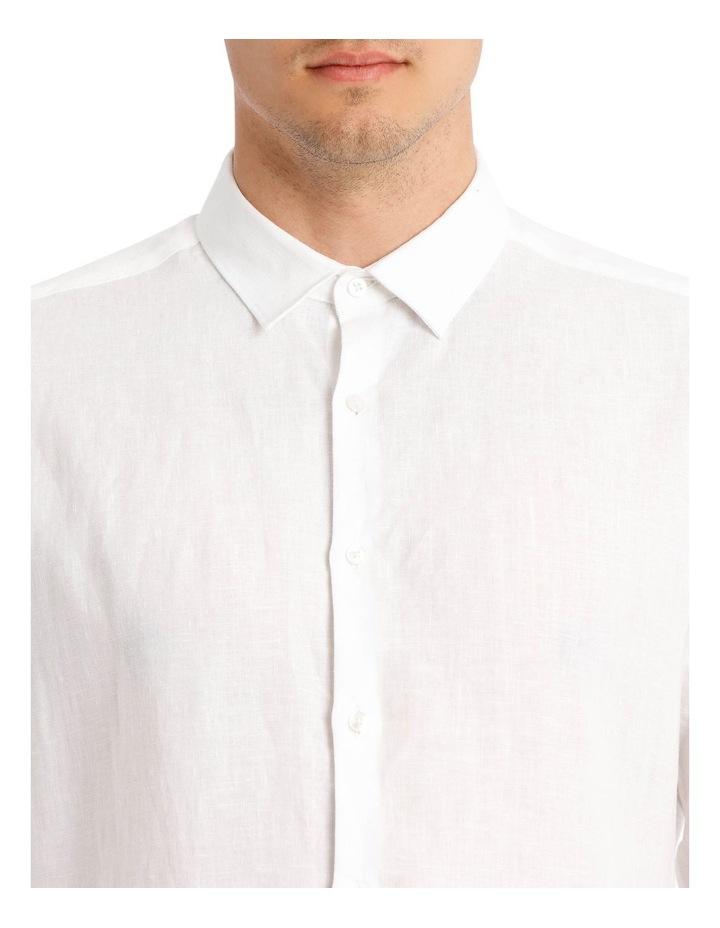 Bondi Linen Ls Relaxed Shirt image 4