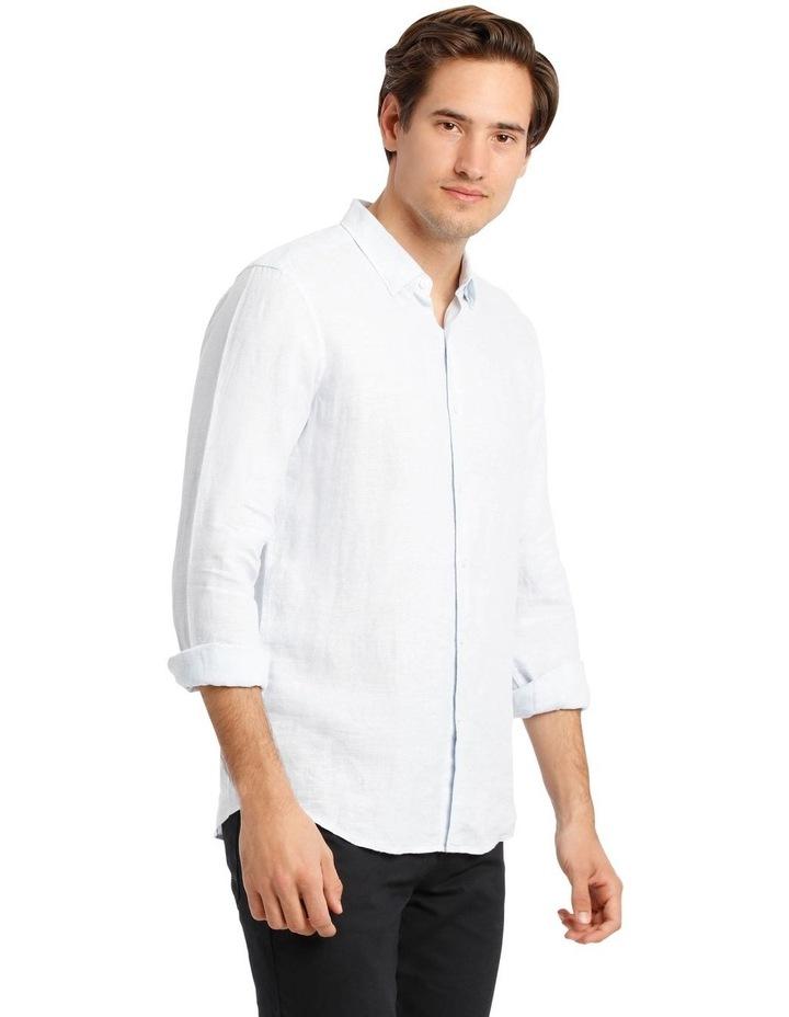 Bondi Linen Ls Relaxed Shirt image 2