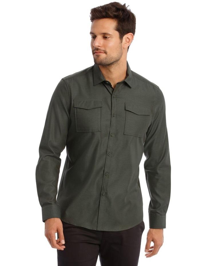 Arnie Utility Long Sleeve Shirt image 1