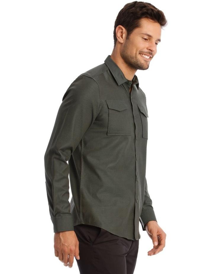 Arnie Utility Long Sleeve Shirt image 2