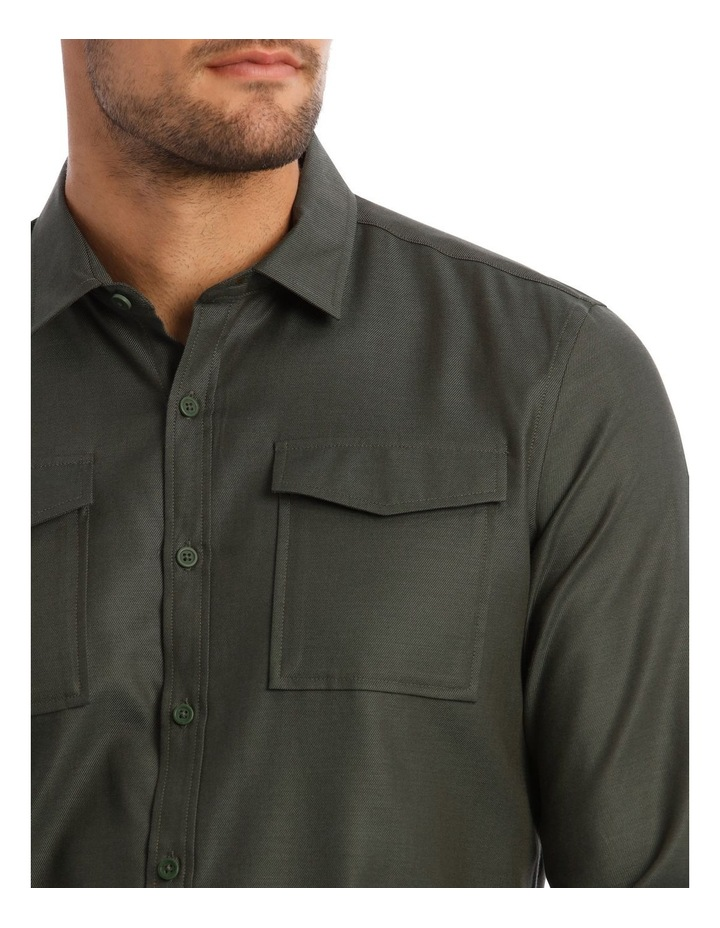 Arnie Utility Long Sleeve Shirt image 4