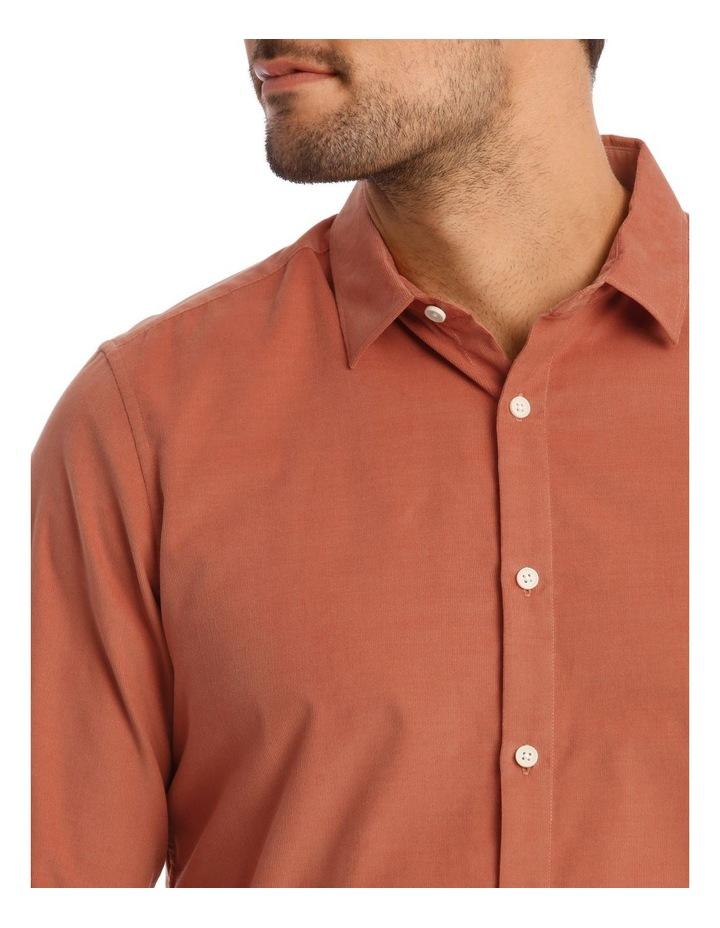 Lorenz Corduroy Long-Sleeve Shirt image 4