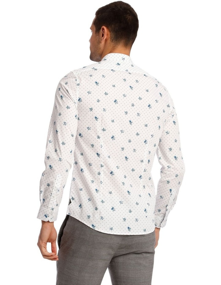 Current Printed Long Sleeve Shirt image 5