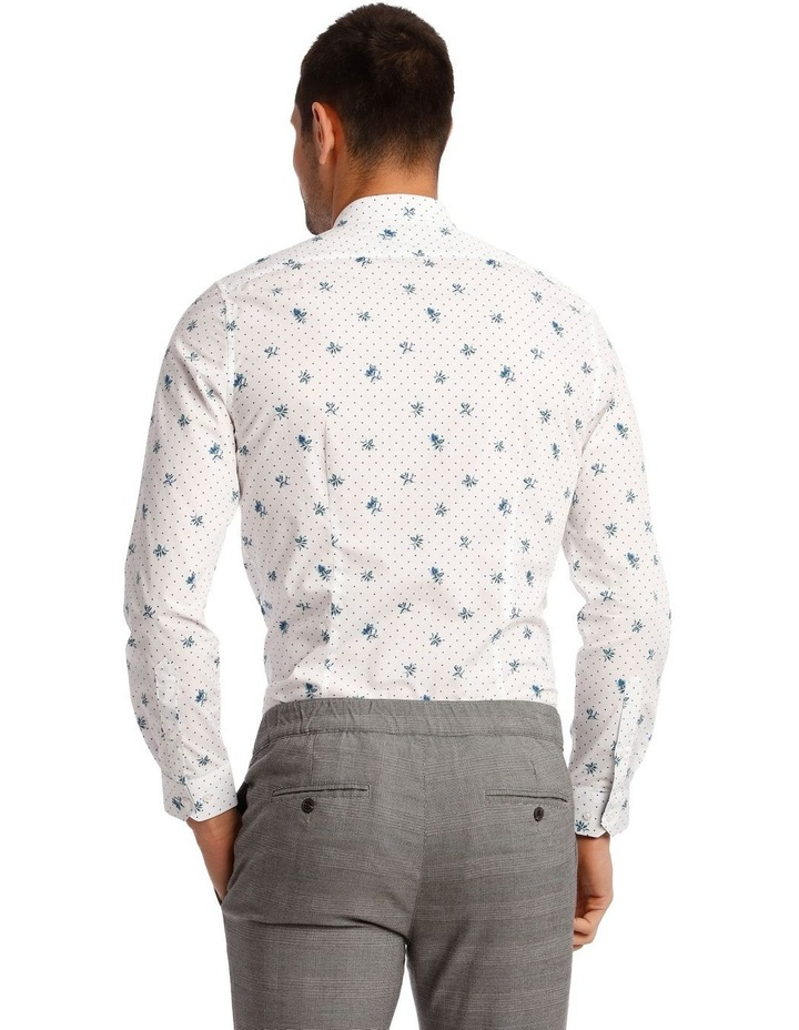 Current Printed Long Sleeve Shirt image 6