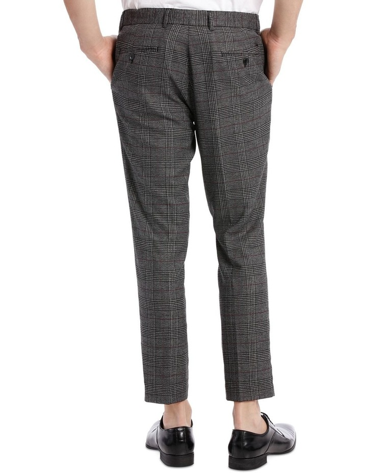 Fulham Check Cropped Trouser image 2