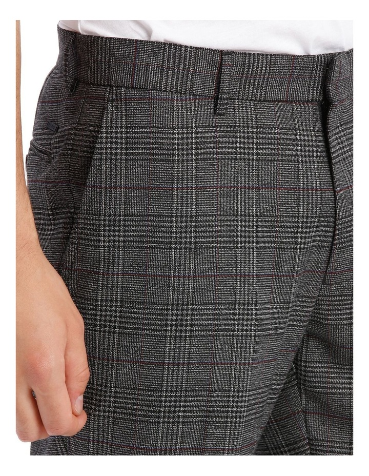 Fulham Check Cropped Trouser image 3