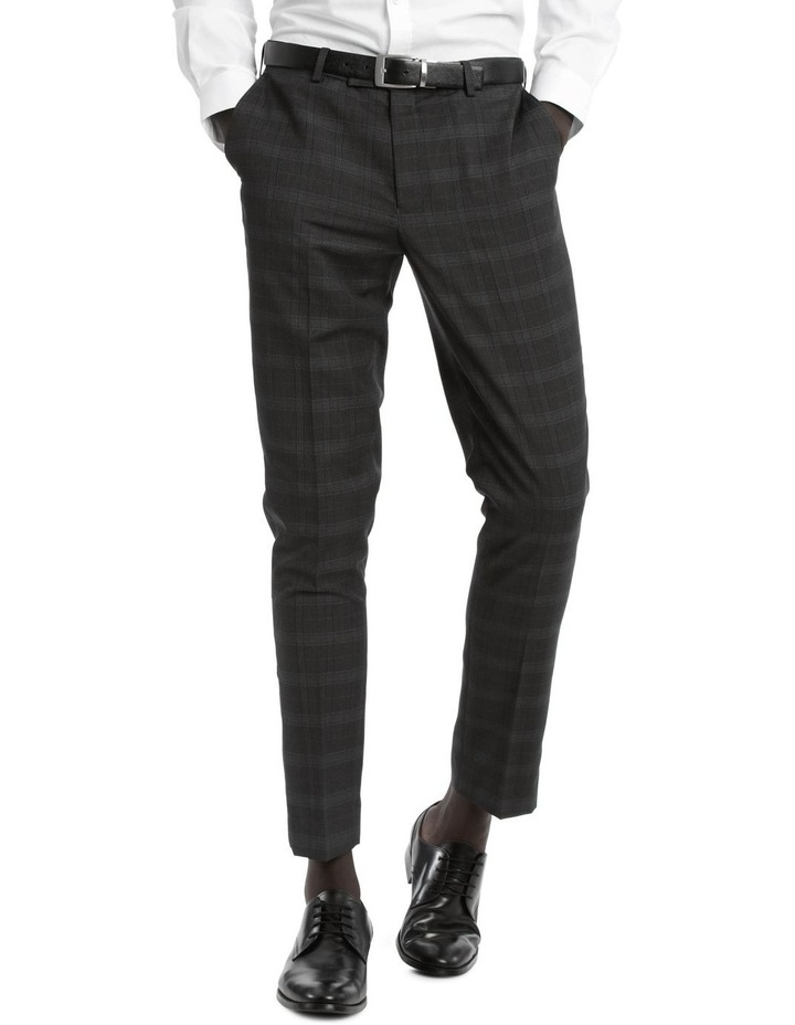 Stamford Check Cropped Trouser image 1