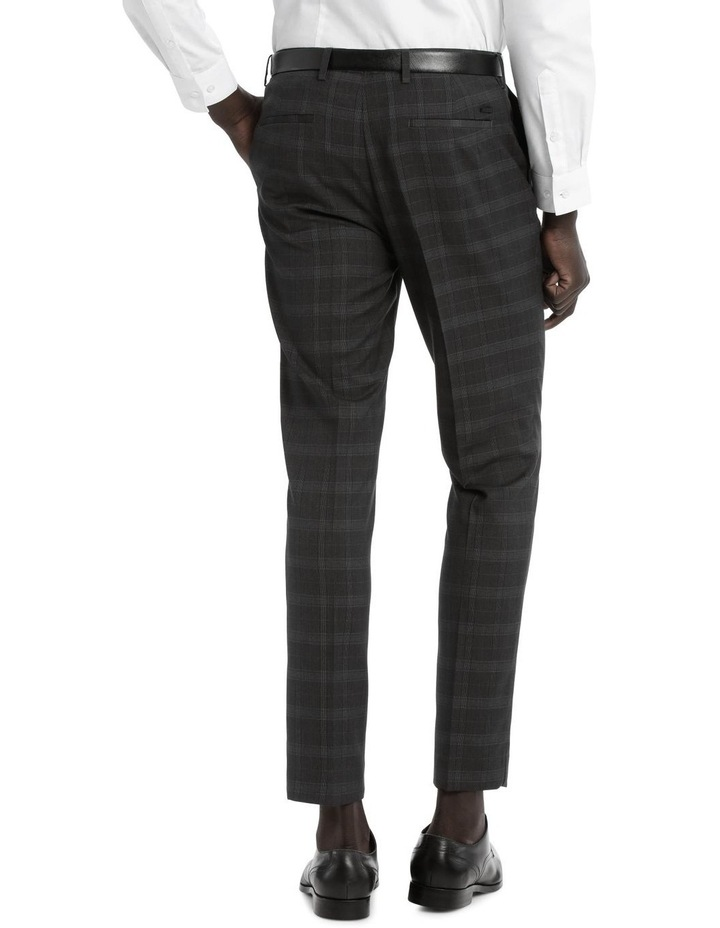 Stamford Check Cropped Trouser image 3