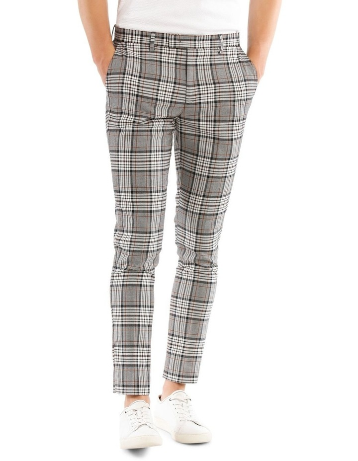 Pizarro Check Cropped Pant image 1