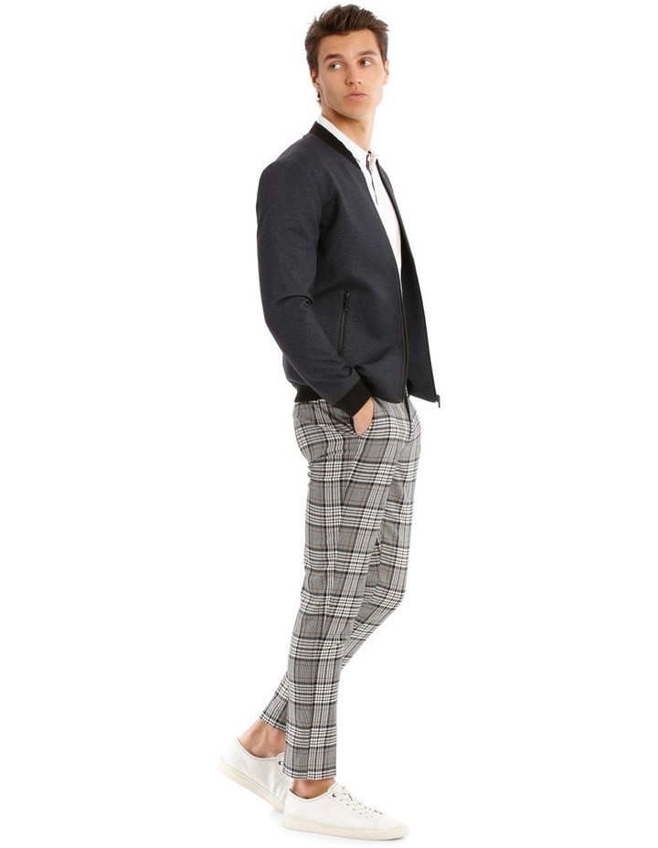 Pizarro Check Cropped Pant image 2