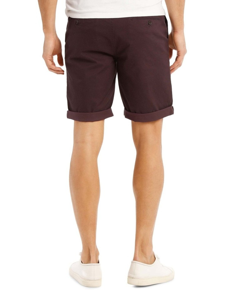 Heartford Print Chino Short image 3