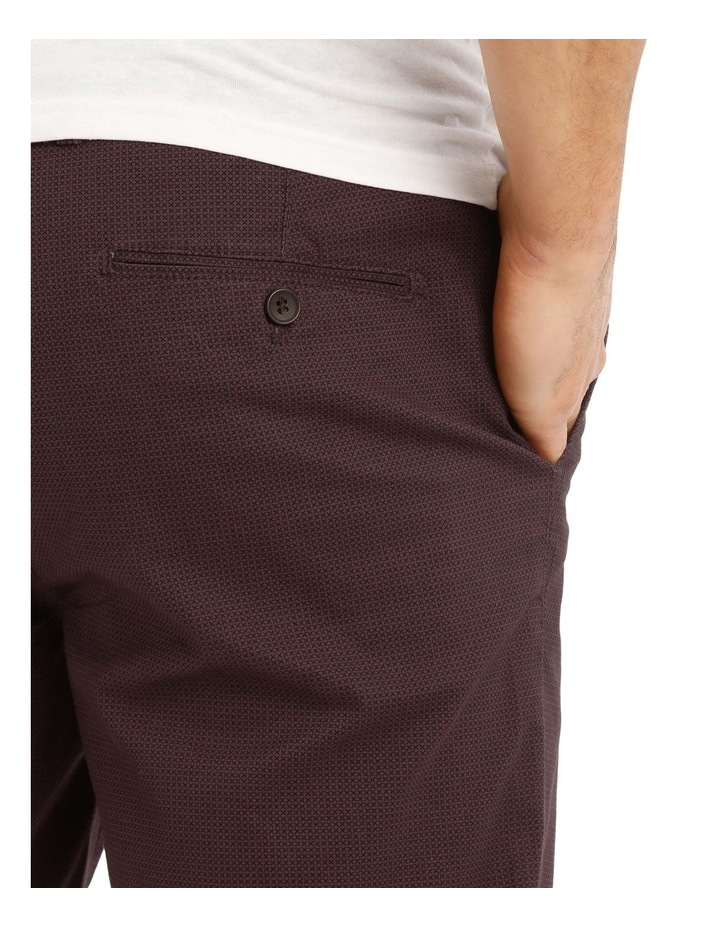 Heartford Print Chino Short image 4