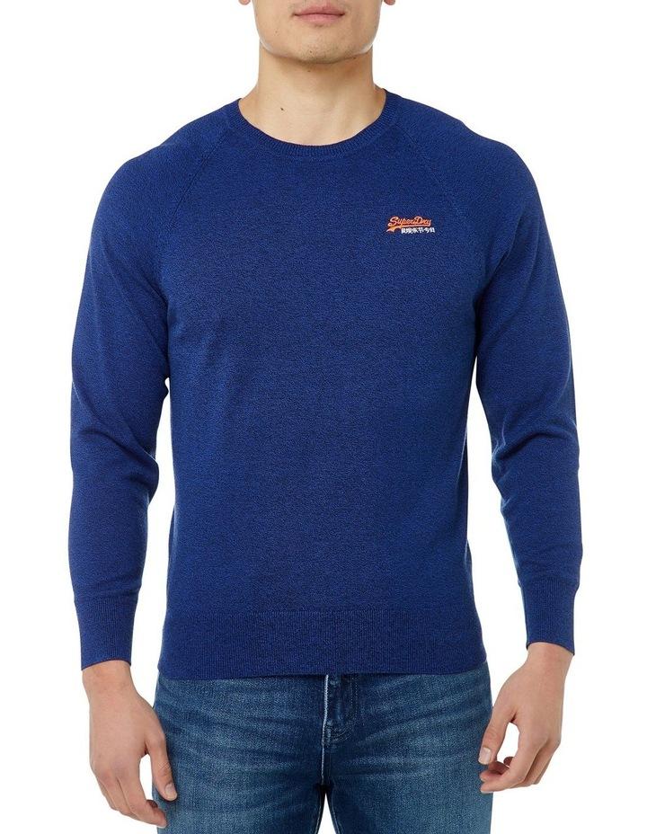 Orange Label Cotton Crew image 1