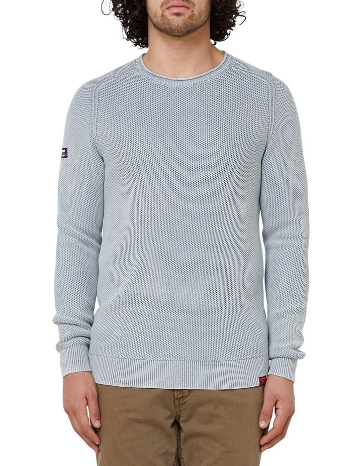 Garment Dyed L.A. Textured Crew image 1