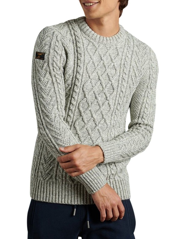 Jacob Cable Crew Knit image 1