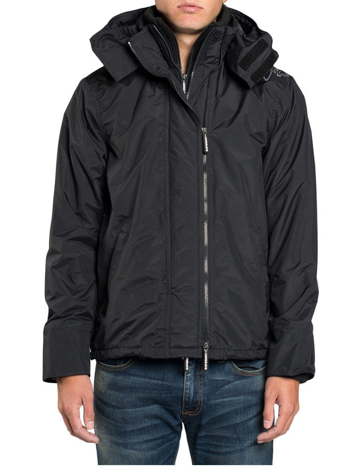 Pop Zip Hood Arctic Windcheater image 1