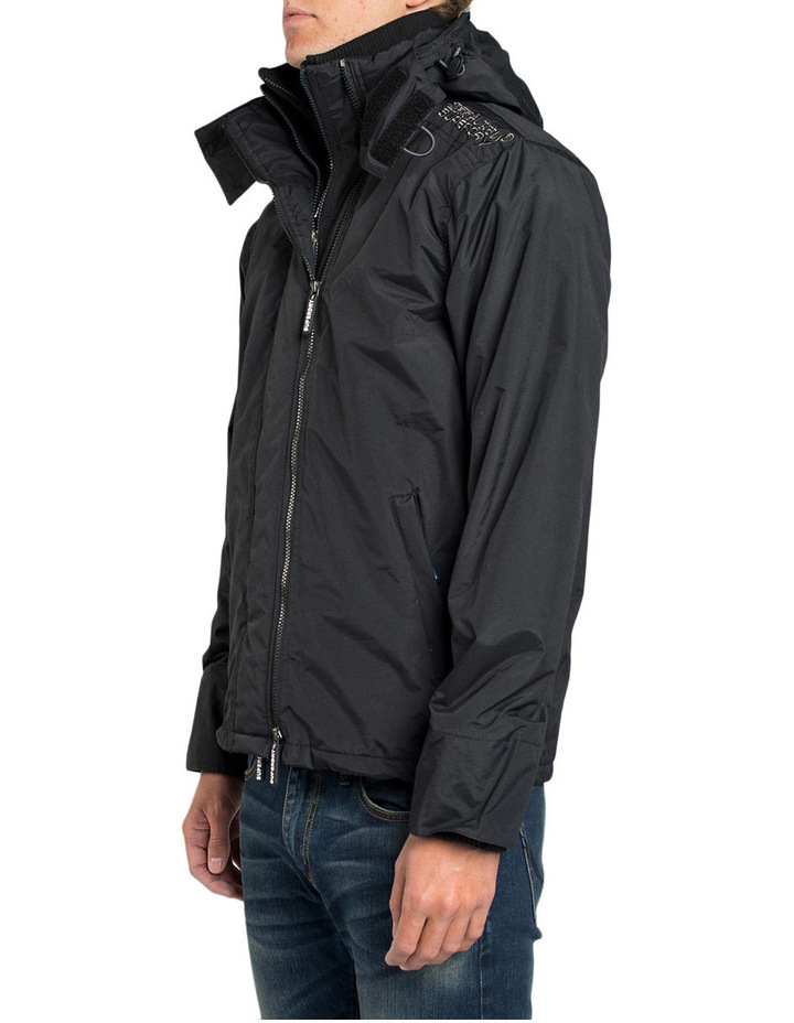 Pop Zip Hood Arctic Windcheater image 2