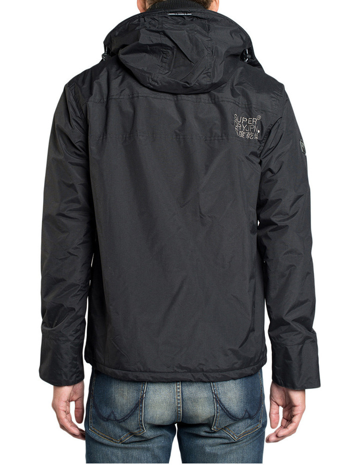 Pop Zip Hood Arctic Windcheater image 3