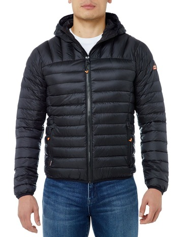 a2170b5aa5da Superdry CORE DOWN HOODED JACKET