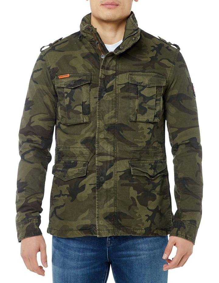 CLASSIC ROOKIE MILITARY JACKET image 1
