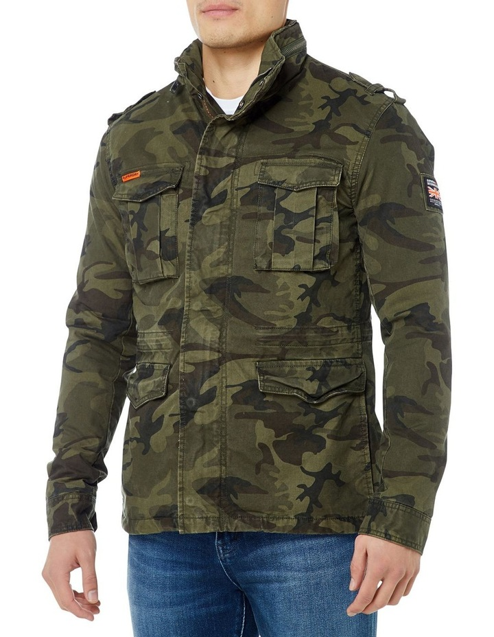 CLASSIC ROOKIE MILITARY JACKET image 2