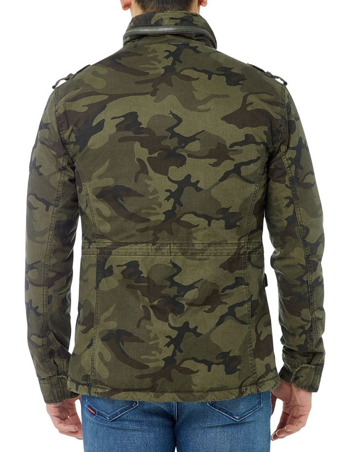 CLASSIC ROOKIE MILITARY JACKET image 3