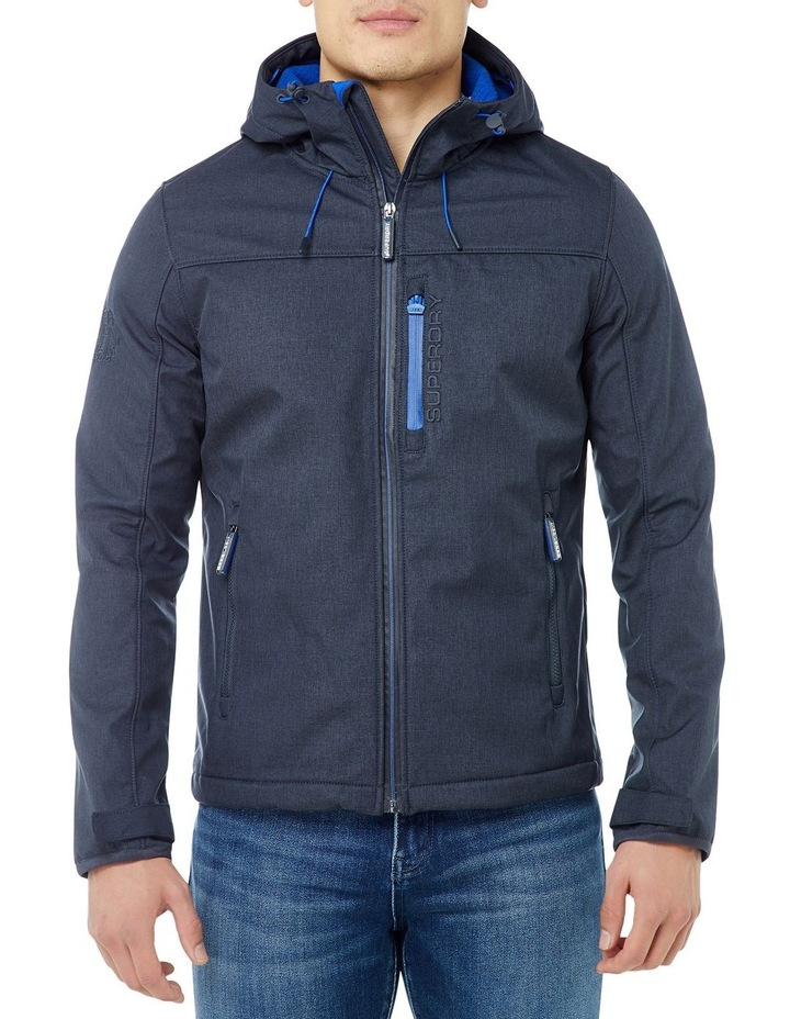 HOODED WINDTREKKER image 1