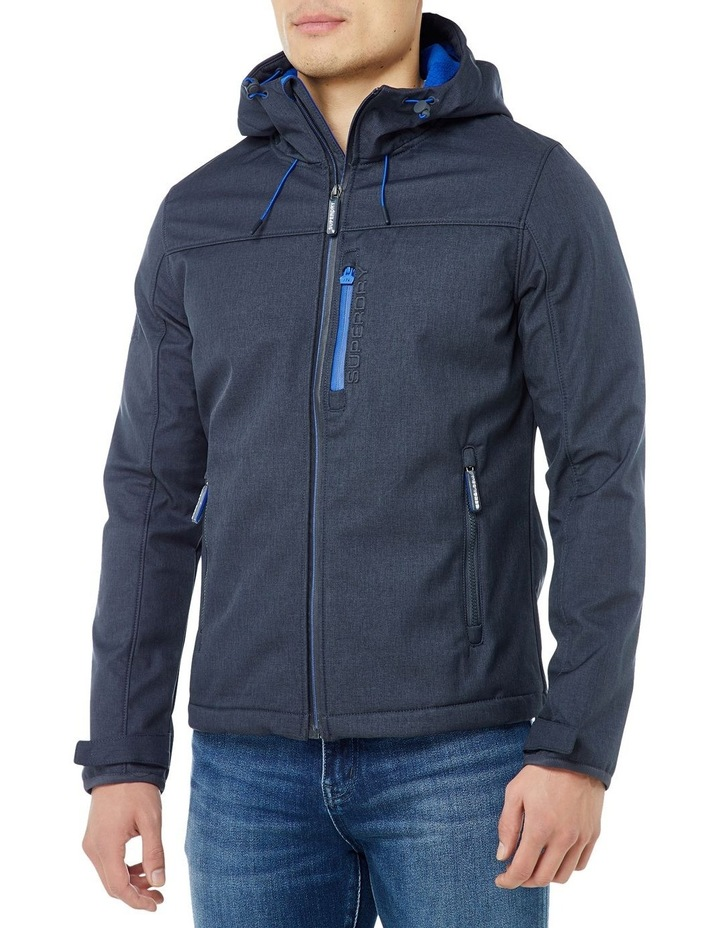 HOODED WINDTREKKER image 2