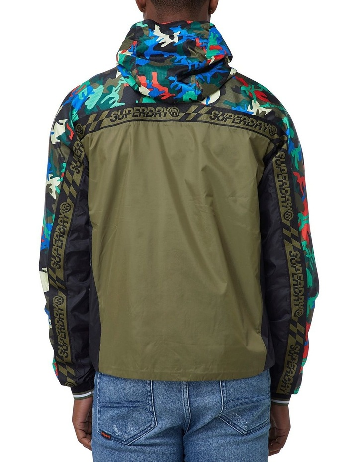 Hawk Colourblock Cagoule image 4