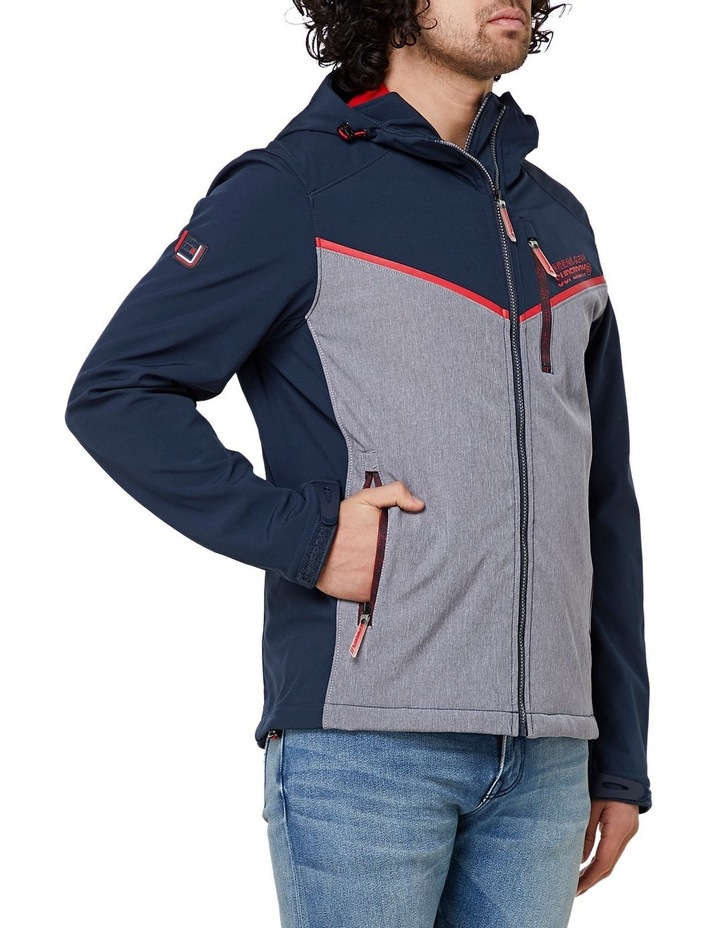 Hooded Paralex Windtrekker image 2