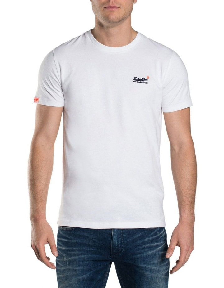 Orange Label Crew Tshirt image 1