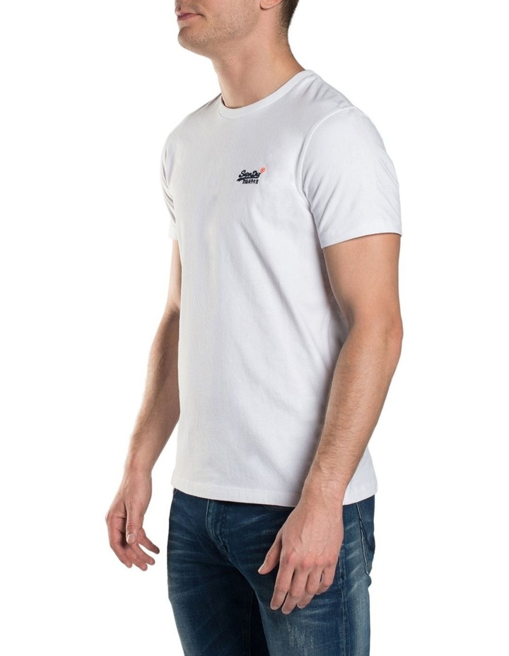 Orange Label Crew Tshirt image 2