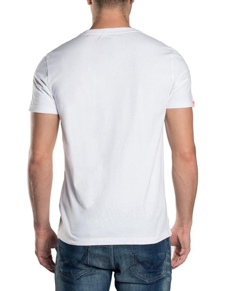 Orange Label Crew Tshirt image 3