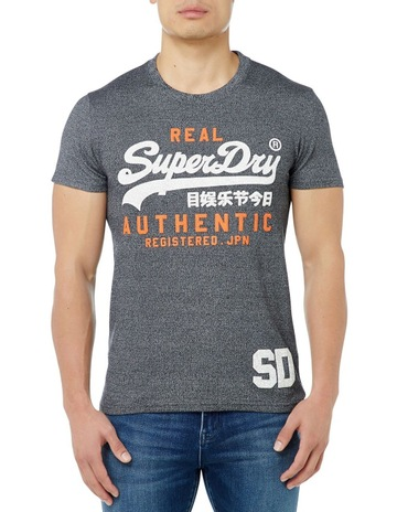 1eb41c58b2d Superdry VINTAGE AUTHENTIC DUO TEE