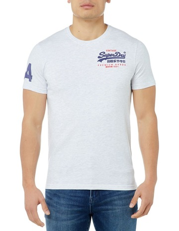 951ec44f89 Superdry PREMIUM GOODS DUO ESSENTIAL TEE