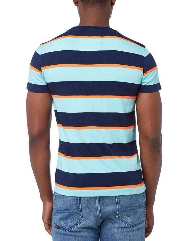 Stacked Skate Lux Stripe Tee image 3